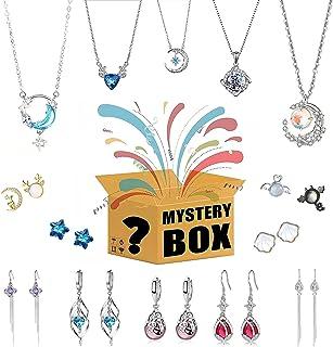 Scatola di Gioielli fortunati Scatola fortunata Scatola misteriosa Ottimo Rapporto qualità-Prezzo Ms. Mystery Box. per Un ...