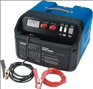 Draper Tools BCSD190 180 Battery Starter Charger 12 24