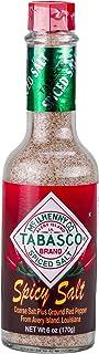 TABASCO – Spicy Salt – 170 gr / 0,17 kg – scharfes Chili-Salz