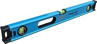"""OX Tools Tradesman Box Level 24""""/60 cm Magnified Vials"""
