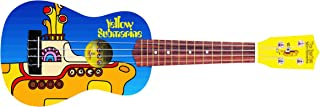 The BEATLES YELLOW SUBMARINE YSUK01 - Ukelele con cuerdas