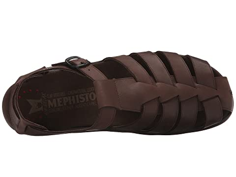 Mephisto Sam Dark Brown Oldbrush Get Authentic Cheap Online zgkgxh