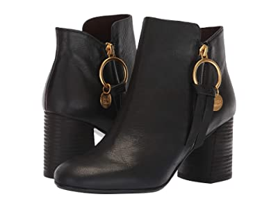 See by Chloe SB31148A (Nero Velvet Calf) Women