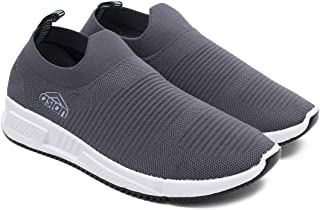 ASIAN Men's Pendrive-01 Running Shoes,Training Shoes,Walking Shoes, Fabric Sports Shoes