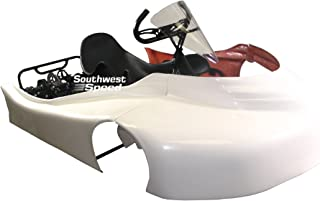 Best dirt racing go kart chassis Reviews