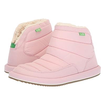 Sanuk Puff N Chill (Chalk Pink) Women