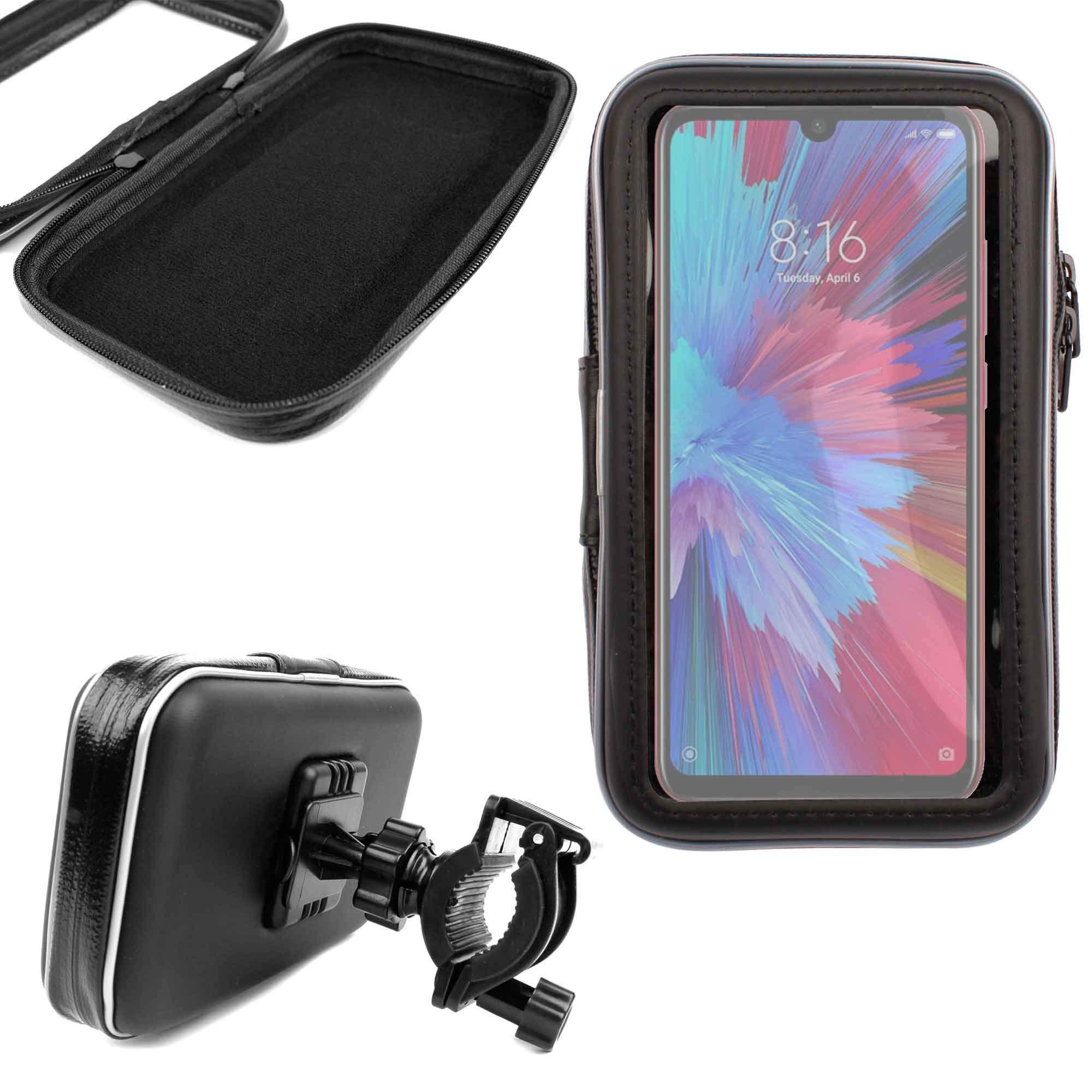 DURAGADGET Montaje Giratorio para Bici De Montaña Y Funda para Smartphone Energizer Power MAX P18K Pop: Amazon.es: Electrónica