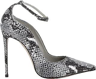 LE SILLA Luxury Fashion Womens 2040N100R1PPTAI205 Silver Pumps | Fall Winter 19