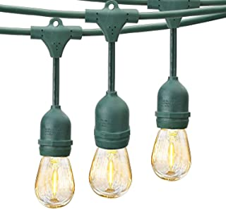 Best frosted outdoor string lights Reviews