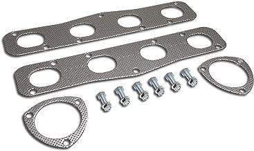 Aluminum Exhaust Manifold Header Gasket Set for 51-59 Chrysler Hemi 331-392 V8 Engine