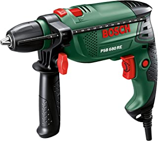 Bosch Impact Hammer Drill, PSB 680 RE