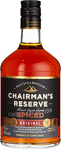 Chairmans Reserve Spiced Ron - 700 ml