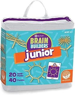 MindWare KEVA Junior Brain Builders Playset