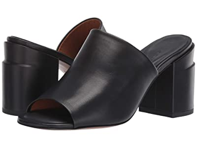 Clergerie Allegria (Black Calf) High Heels