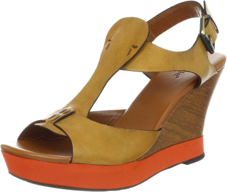Nicole Women's Abacus Wedge Sandal