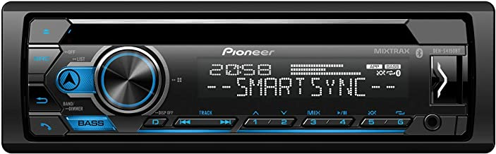 $109 » Pioneer DEH-S4250BT Car Audio Stereo CD Player Receiver with Bluetooth Aux USB