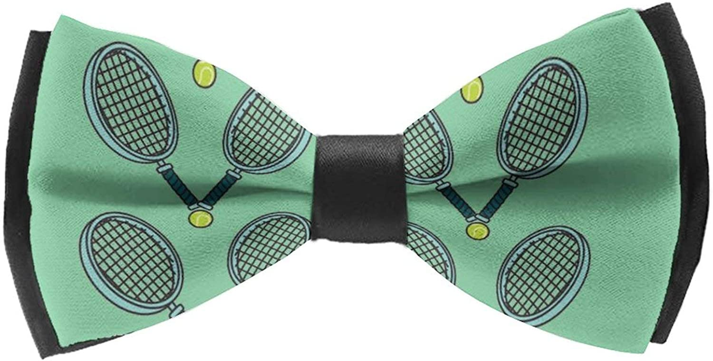 Men'S Self Bow Tie Neck Tie Classic Cravat for Wedding Tuxedo