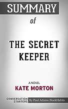 Best the secret keeper summary Reviews