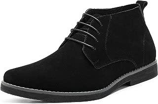 Bruno Marc Men's Classic Original Suede Leather Desert Storm Chukka Boots