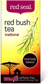Red Seal Traditional Red Bush Tea 25 Teabags