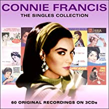 60 Greatest Hits of Connie Francis (3 CD Boxset)