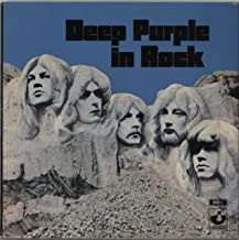 deep purple in rock vinyl 1970