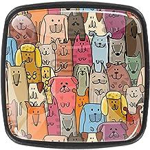 Keukenkast Knoppen - Leuke Honden - Knoppen voor dressoirladen voor kast, kast, badkamer of kantoor - Pack van 4