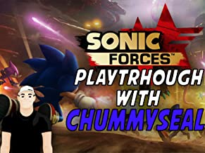 Sonic Forces Playthrough With Chummy Seal