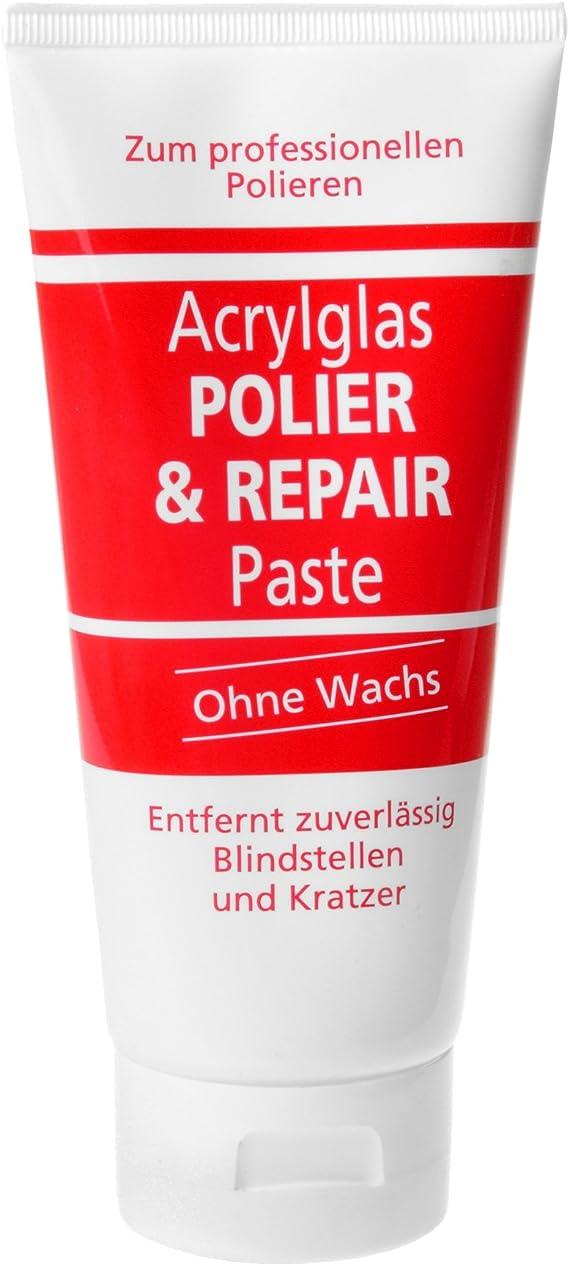 Revelis Polierpaste Reparaturpaste Kratzerentferner F Kunststoffe Acrylglas Plexiglas Politur 200 Ml Baumarkt