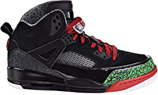 Nike Jordan Spizike Mens Basketball-Shoes 315371-026_11.5 - Black/Varsity RED-Classic Green-White
