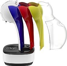 نسكافية دولتشي غوستو ماكينة تحضير قهوة متعددة الاستعمال كبسولات,ابيض