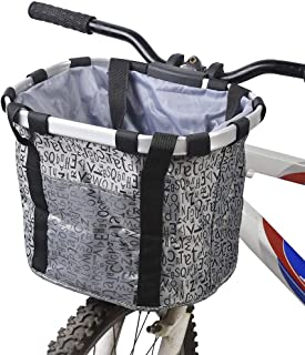Best bicycle baskets front Reviews