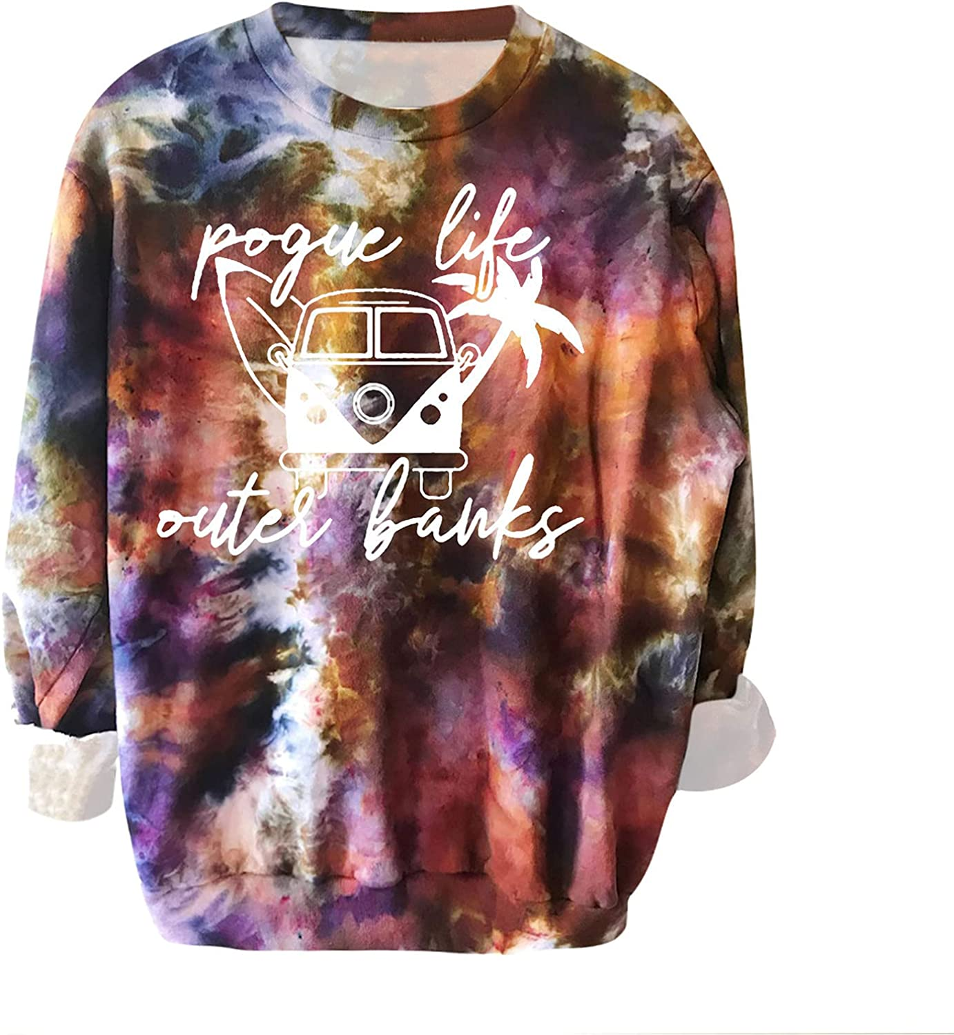 Outer Animer and price revision Banks Crewneck Sweatshirt Women Trendy Ranking TOP3 Vintage Graphic Car