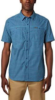 Columbia Men's Leadville Ridge Ii Short Sleeve Shirt Button