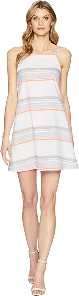 Echo Design Sunset Stripe Mini Dress