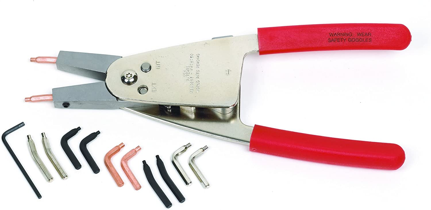 Finally resale start GEARWRENCH Extra Large Universal Retaining Tulsa Mall Plie Convertible Ring