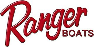 Ranger Boats RED Logo Decal 6x12