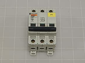 Merlin Gerin C60H, C63 Circuit Breaker T69247