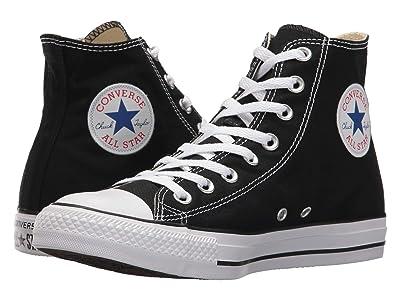 Converse Chuck Taylor(r) All Star(r) Core Hi (Black) Classic Shoes