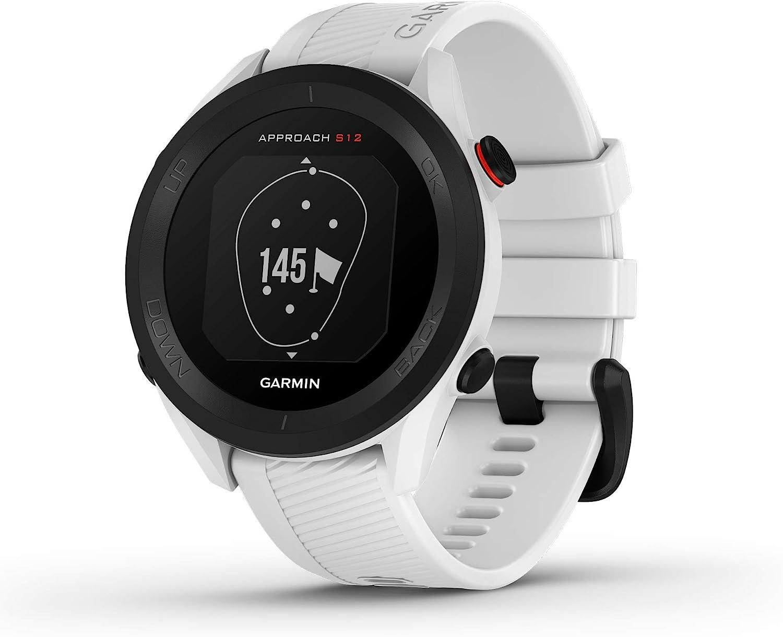 Outlet sale feature Garmin Approach S12 Selling rankings Easy-to-Use GPS Golf 42k+ Preloaded Watch