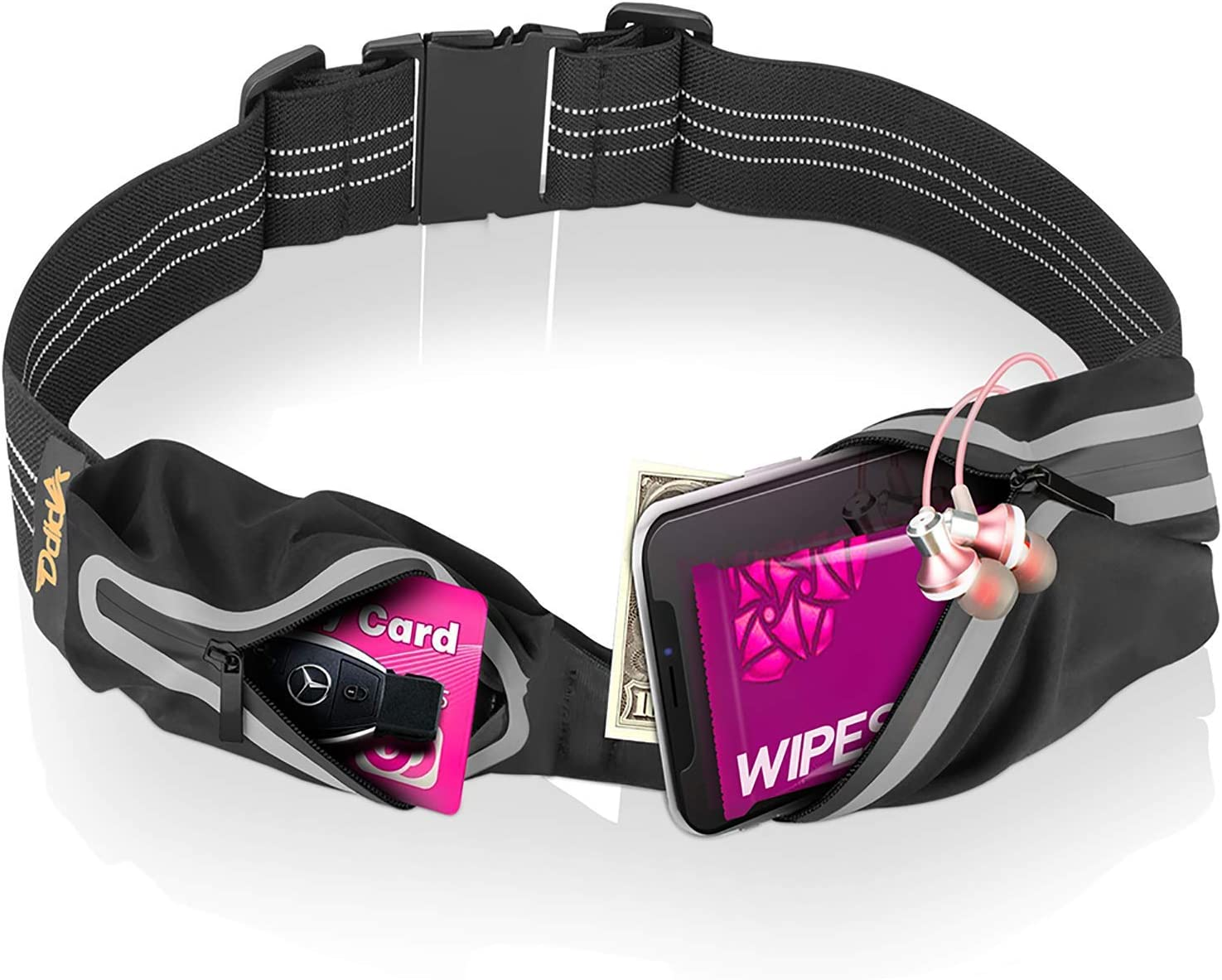 Ddida Slim Running Belt Very popular Water Runners Fanny Courier shipping free Pack Resistant