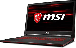 "MSI GL73 9SC-021XTR, INTEL i7-9750H İŞLEMCİ, 8GB DDR4 BELLEK, 256GB SSD, 17.3"" FULLHD EKRAN, NVIDIA GEFORCE GTX1650 - 4GB GDDR5 EKRAN KARTI, İŞLETİM SİSTEMSİZ"