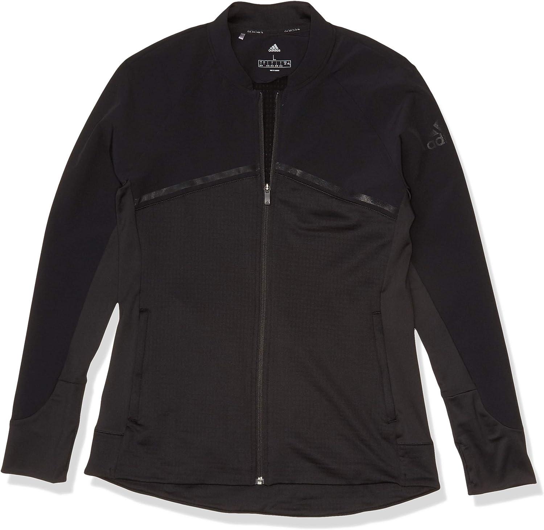 adidas Women's オリジナル Hybrid Zip Jacket 購買 Full