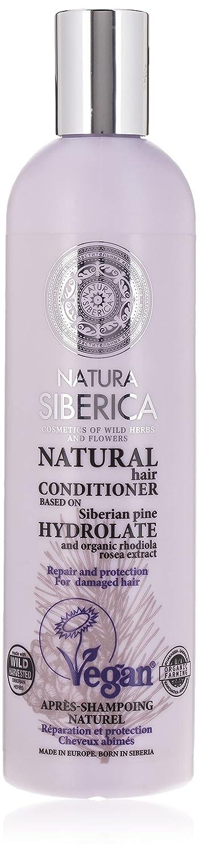 natura siberica leave in conditioner