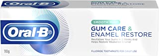 Oral-B Gum Care and Enamel Restore (Smooth Mint) Toothpaste 110G
