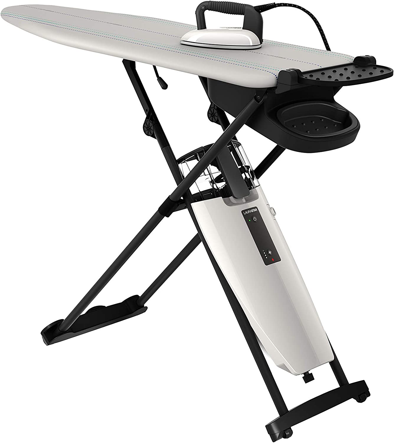 Laurastar Smart I All-In-One Ironing Al sold Popular product out. Microfine Hygie Dry System: