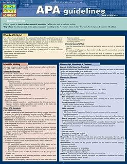 APA Guidelines (Quick Study Academic)