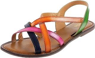 Mochi Women's 33-761 Leather Fashion Sandals