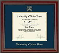 M. LA HART by M.LaHart & Co. University of Oklahoma Diploma Frame, The Fidelitas