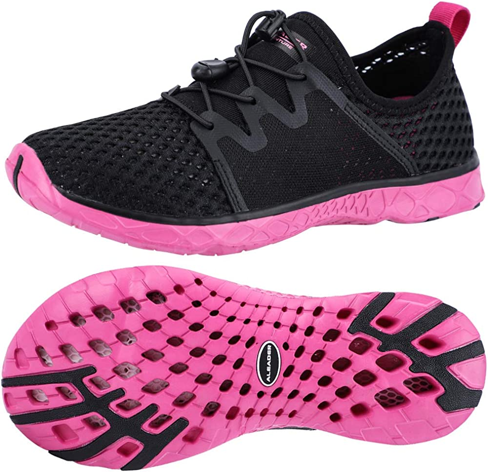 ALEADER Sales for sale Women's Stylish Rapid rise Quick Drying Water Shoes
